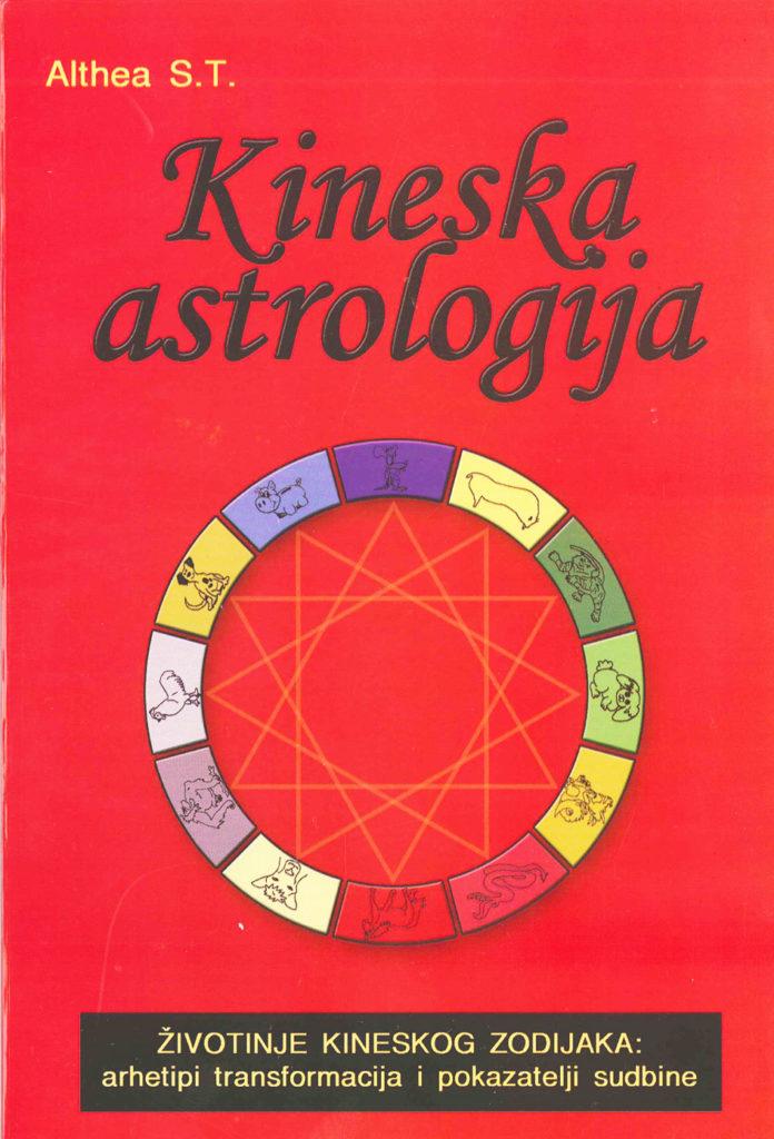 Kineska astrologija knjiga
