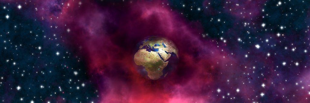 stars earth